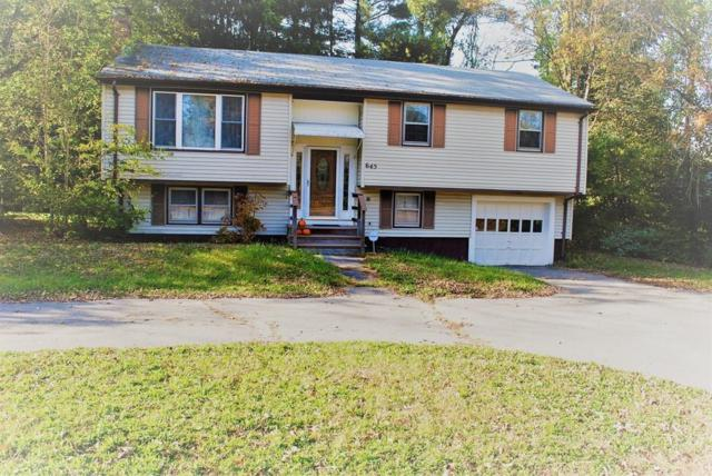 645 S Main St, Sharon, MA 02067 (MLS #72246361) :: ALANTE Real Estate