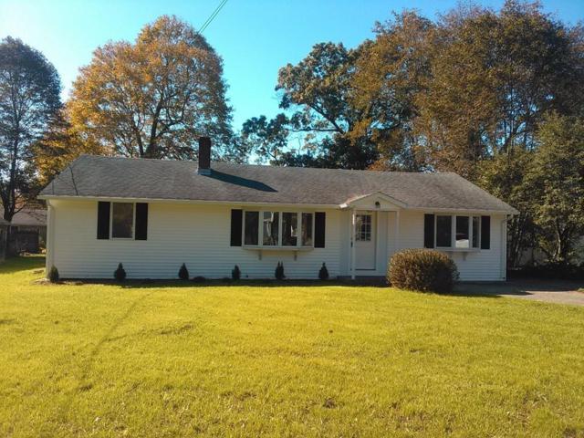 48 Garden St, Sharon, MA 02067 (MLS #72246948) :: ALANTE Real Estate