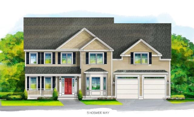 5 Hosmer Way, Bedford, MA 01730 (MLS #72247546) :: Kadilak Realty Group at RE/MAX Leading Edge
