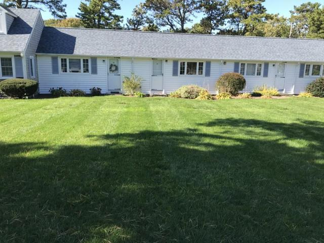 75 Beaten Road #14, Dennis, MA 02639 (MLS #72247987) :: Hergenrother Realty Group