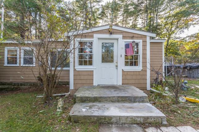 13 Wisteria Street, Lakeville, MA 02347 (MLS #72248589) :: ALANTE Real Estate