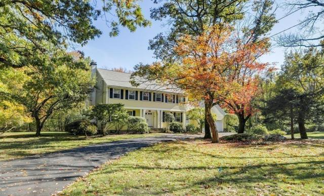 125 Hickory Road, Weston, MA 02493 (MLS #72248877) :: Goodrich Residential