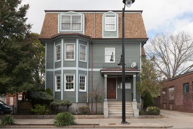 1427 Westminster St #5, Providence, RI 02909 (MLS #72248980) :: Carrington Real Estate Services