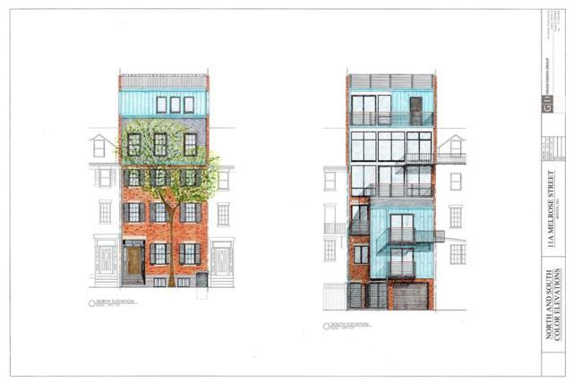 11A Melrose Street #3, Boston, MA 02116 (MLS #72249362) :: Goodrich Residential