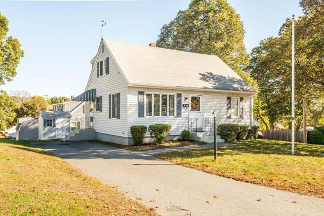 252 Fairmount St, Lowell, MA 01852 (MLS #72249367) :: Goodrich Residential