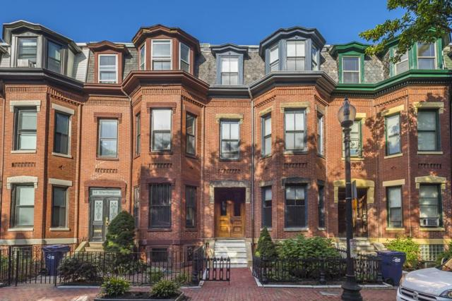 20 Worthington Street, Boston, MA 02120 (MLS #72249784) :: Goodrich Residential