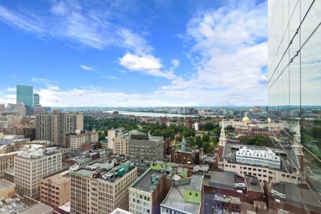1 Franklin Street #2510, Boston, MA 02110 (MLS #72250873) :: Charlesgate Realty Group