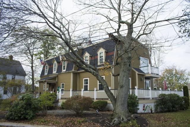19 Rushmore Street, Boston, MA 02135 (MLS #72251665) :: Vanguard Realty
