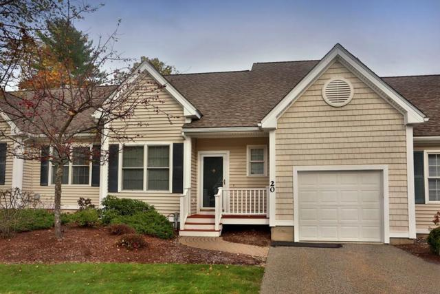 20 Stone Ridge Road #20, Westford, MA 01886 (MLS #72252733) :: Apple Real Estate Network - Apple Country Team of Keller Williams Realty