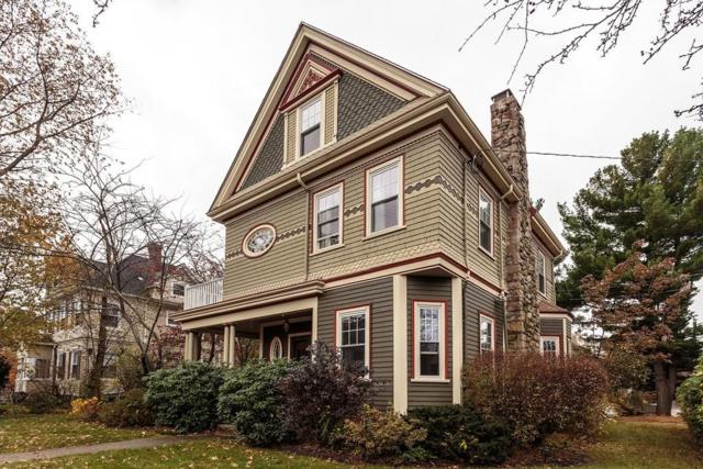 296 Temple Street, Boston, MA 02132 (MLS #72253048) :: Vanguard Realty
