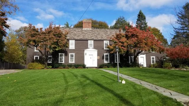 9 Old Orchard Road, Newton, MA 02467 (MLS #72253513) :: Goodrich Residential