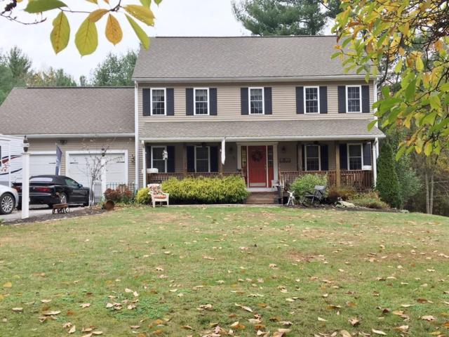 5 Reed Road, Sterling, MA 01564 (MLS #72253563) :: The Home Negotiators