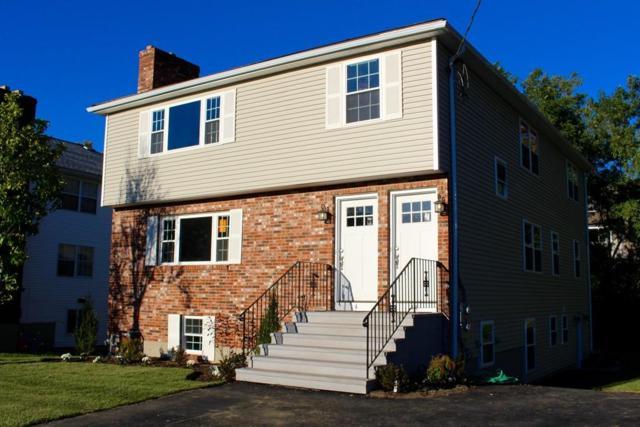 4-4A Bryon Road, Newton, MA 02467 (MLS #72253719) :: Goodrich Residential