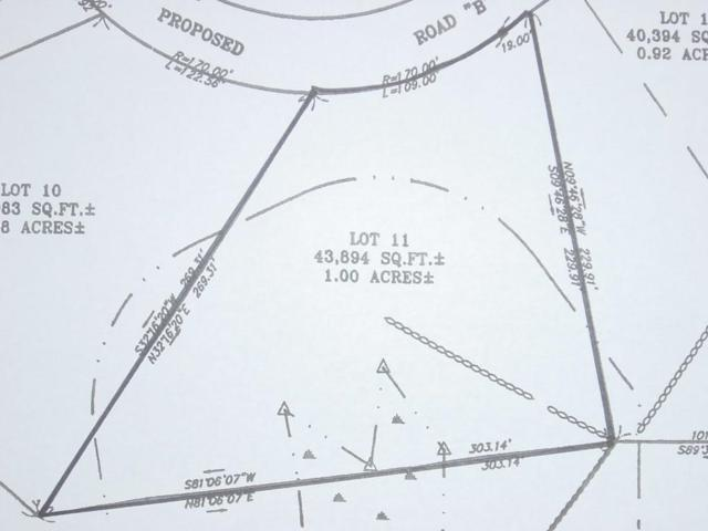 LOT 11 Goodfellow Dr, Fitchburg, MA 01420 (MLS #72253744) :: Westcott Properties