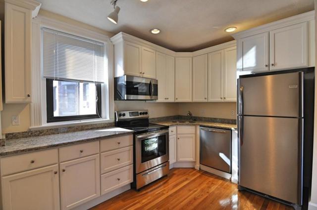 107 Jersey St #16, Boston, MA 02215 (MLS #72253882) :: Goodrich Residential
