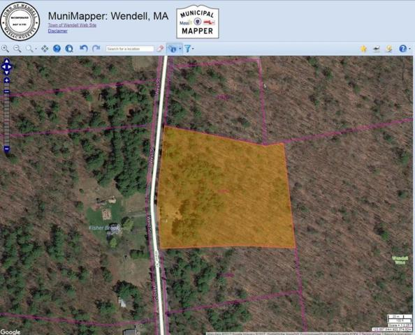 Lot 2 West St, Wendell, MA 01379 (MLS #72254154) :: Goodrich Residential
