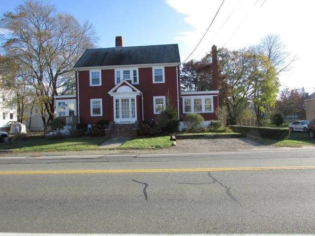 73 East St, Mansfield, MA 02048 (MLS #72254873) :: ALANTE Real Estate