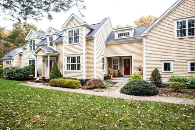 35 Kingfisher Lane, Plymouth, MA 02360 (MLS #72255098) :: ALANTE Real Estate