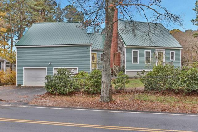 595 Bourne Rd, Plymouth, MA 02360 (MLS #72255250) :: Goodrich Residential