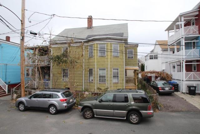 5 -7 Lowell Terrace, Somerville, MA 02145 (MLS #72255294) :: Goodrich Residential