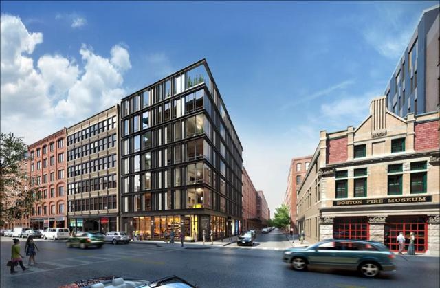 10 Farnsworth Street #301, Boston, MA 02210 (MLS #72255429) :: Goodrich Residential