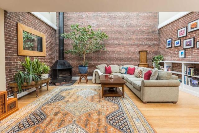 40 Hereford St #5, Boston, MA 02116 (MLS #72255709) :: Goodrich Residential