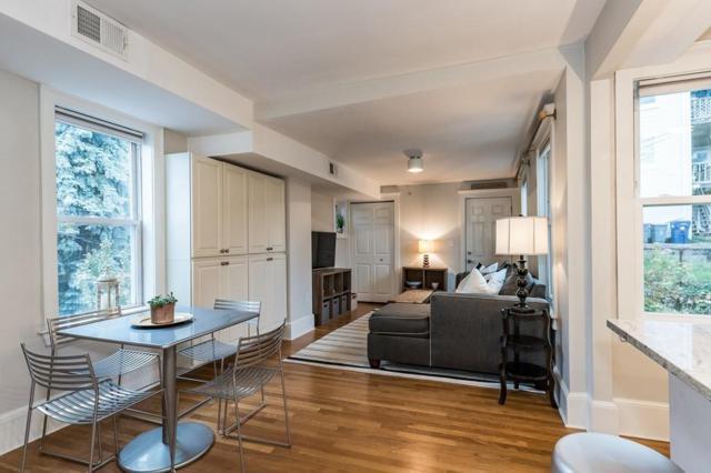 21 Wall St #3, Boston, MA 02129 (MLS #72255781) :: Goodrich Residential
