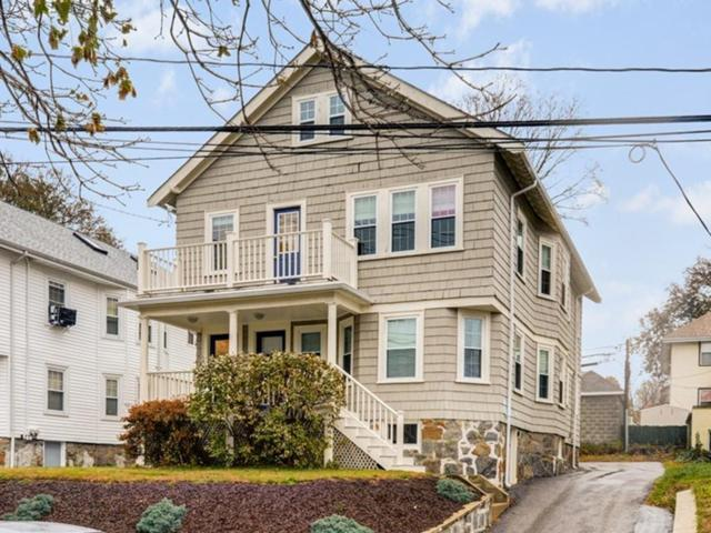 129-131 Willow St #2, Boston, MA 02132 (MLS #72255828) :: Vanguard Realty