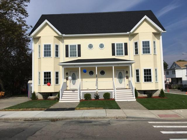63 Summer Street #63, Medford, MA 02155 (MLS #72256187) :: Kadilak Realty Group at RE/MAX Leading Edge