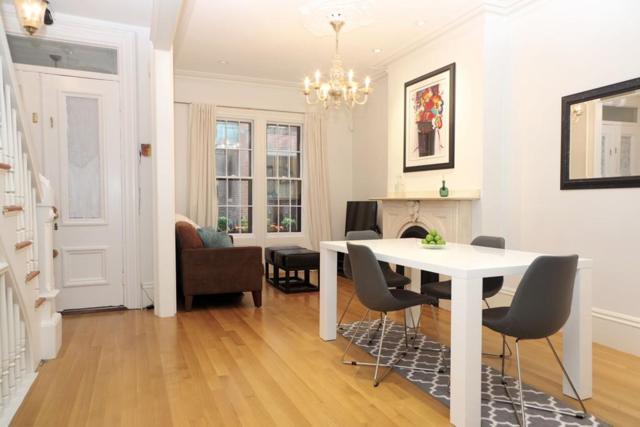 23 Gray St, Boston, MA 02116 (MLS #72256210) :: Goodrich Residential