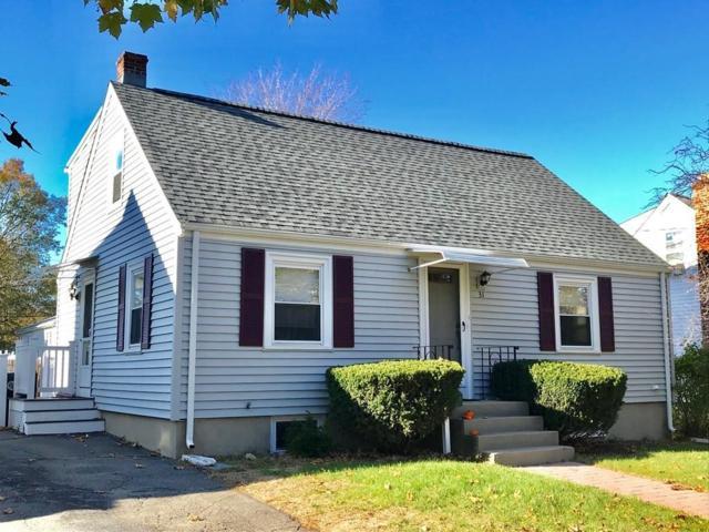 31 Duff Street, Watertown, MA 02472 (MLS #72256219) :: Vanguard Realty