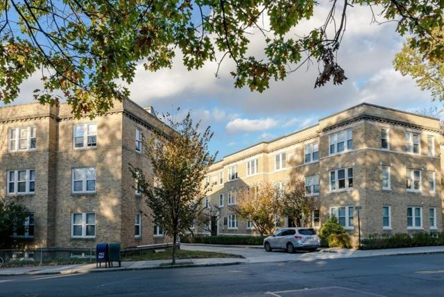 233 Freeman Street #3, Brookline, MA 02446 (MLS #72256256) :: Goodrich Residential