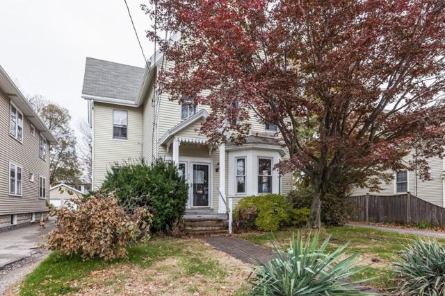 23 Boyd Street, Watertown, MA 02472 (MLS #72256341) :: Vanguard Realty