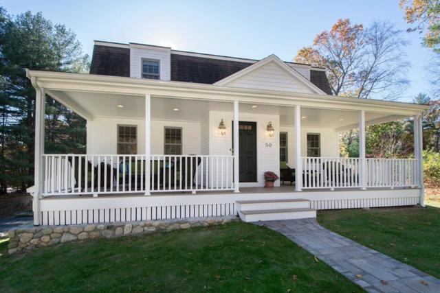 50 Old Pottery Lane, Norwell, MA 02061 (MLS #72256440) :: ALANTE Real Estate