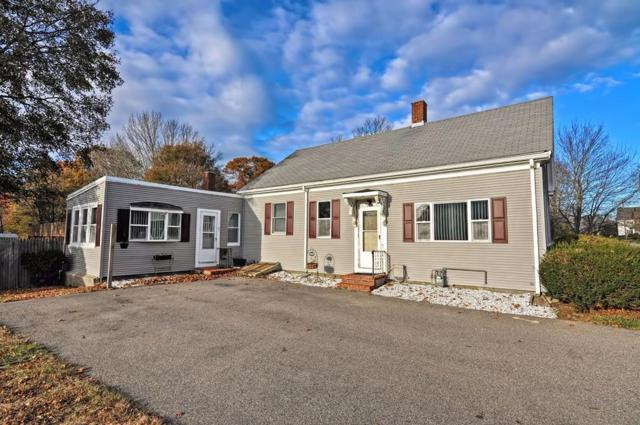 61 Center Street, Bridgewater, MA 02324 (MLS #72256466) :: ALANTE Real Estate