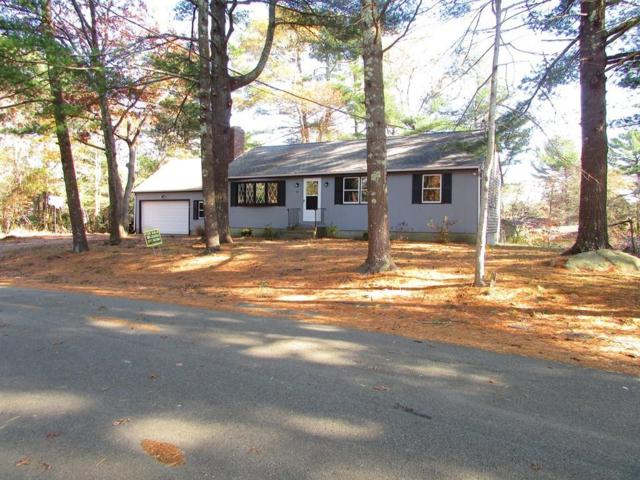 65 Nickerson St, Plymouth, MA 02360 (MLS #72256811) :: Goodrich Residential