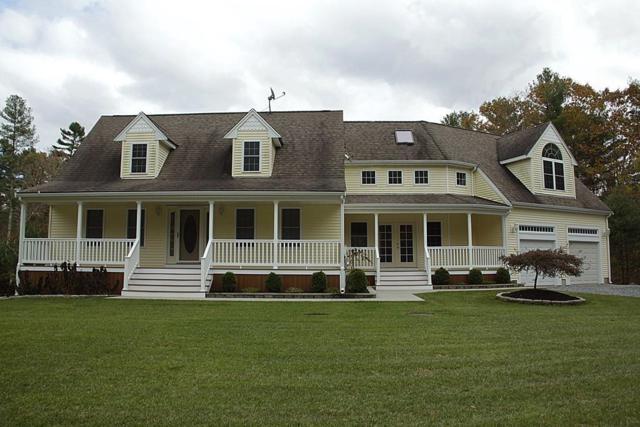 37 Lincoln St, Norton, MA 02766 (MLS #72257119) :: Goodrich Residential