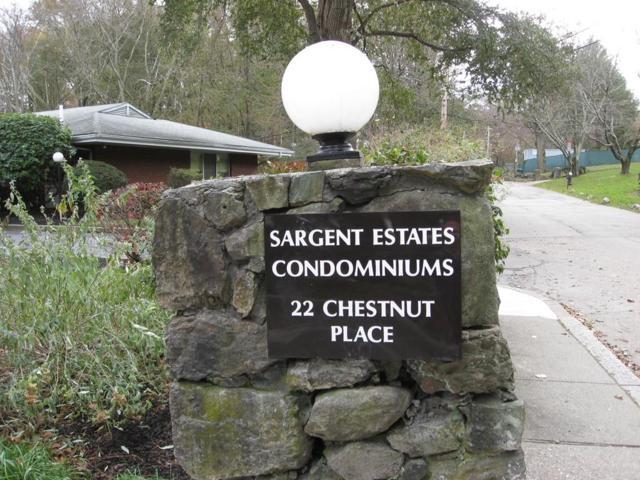 22 Chestnut Place #106, Brookline, MA 02445 (MLS #72257451) :: Goodrich Residential