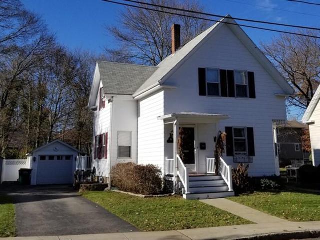 9 Seaver St, Easton, MA 02356 (MLS #72257683) :: Westcott Properties