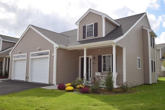 501 Meadow Lane #501, Randolph, MA 02368 (MLS #72257696) :: Goodrich Residential