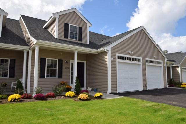 602 Meadow Lane #602, Randolph, MA 02368 (MLS #72257699) :: Goodrich Residential