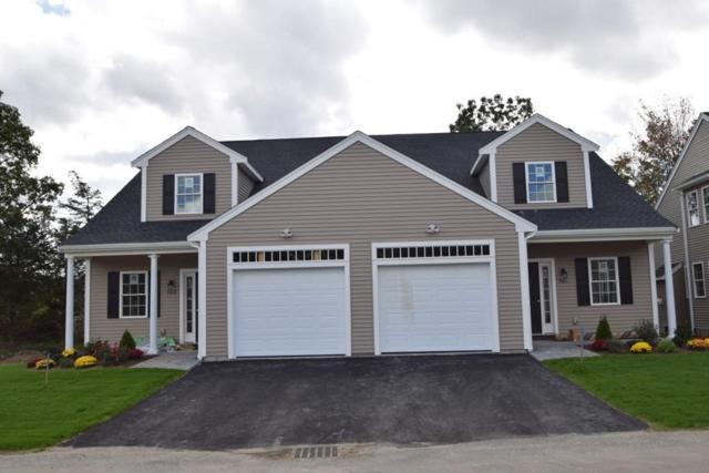 603 Meadow Lane #603, Randolph, MA 02368 (MLS #72257700) :: Goodrich Residential