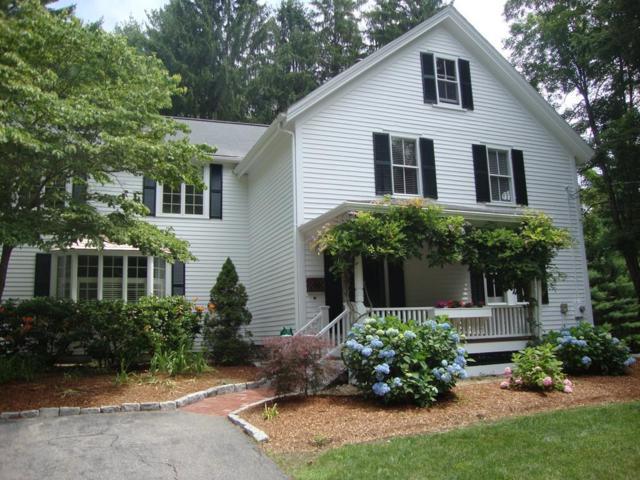 22 Prospect St, Foxboro, MA 02035 (MLS #72257706) :: Westcott Properties