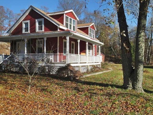 27 Park Place, Attleboro, MA 02703 (MLS #72257748) :: Westcott Properties