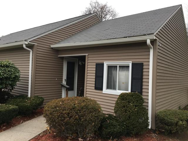 162 Horseshoe Dr. #162, Chicopee, MA 01022 (MLS #72257850) :: Westcott Properties