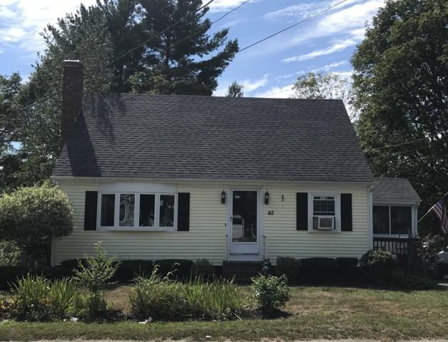 45 Carl Ave, Brockton, MA 02302 (MLS #72257896) :: Carrington Real Estate Services