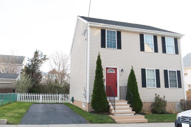 73 Hall St, Fall River, MA 02724 (MLS #72257900) :: Westcott Properties
