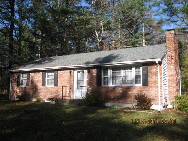 10 Coach Road, Mansfield, MA 02048 (MLS #72257976) :: ALANTE Real Estate