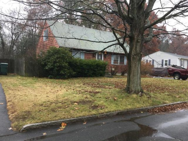 137 Hanson Dr, Springfield, MA 01128 (MLS #72258157) :: Carrington Real Estate Services