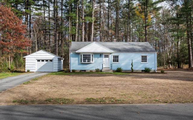 88 Millbrook Drive, East Longmeadow, MA 01028 (MLS #72258168) :: NRG Real Estate Services, Inc.